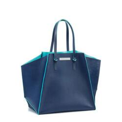 Vince Camuto Blue Tote Bag GWP