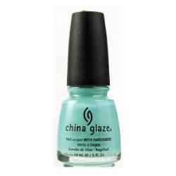 China Glaze Nail Lacquer - Blues and Greens