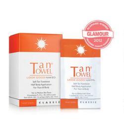 TanTowel Half Body Classic 10-Pack