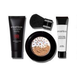 Smashbox Try It Kit: BB + Halo Makeup