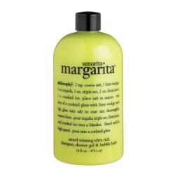 philosophy senorita margarita shampoo, shower gel & bubble bath
