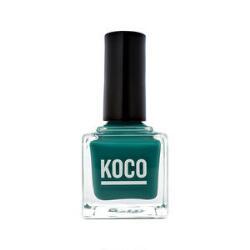 KOCO by beauty brands Nail Polish - Greens