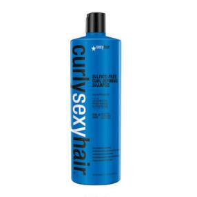 Sexy Hair Curly Sexy Hair Sulfate-Free Curl Defining Shampoo