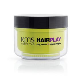 KMS Hair Play Clay Creme