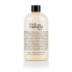 philosophy french vanilla bean ice cream shower gel