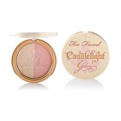 Too Faced Candlelight Glow Highlight Duo, Highlighting Makeup