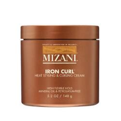 MIZANI Iron Curl Heat Styling and Curling Cream & Salon Hair Products