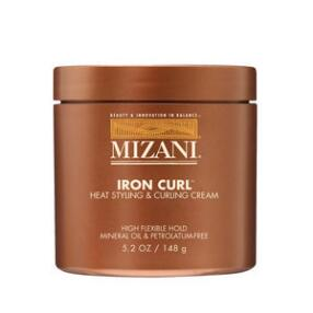 MIZANI Iron Curl Heat Styling and Curling Cream