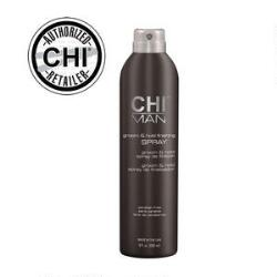 CHI Man Groom and Hold Finishing Spray