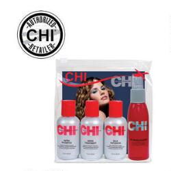 CHI Travel Kit & CHI Travel Size Hair Products