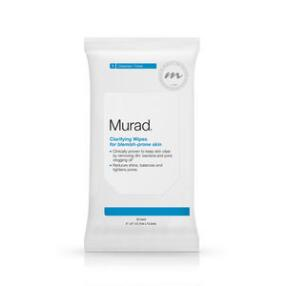 Murad Acne Clarifying Wipes- 30 Count