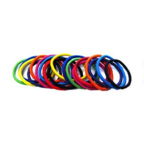 Inkahoots Bright Assorted Elastics