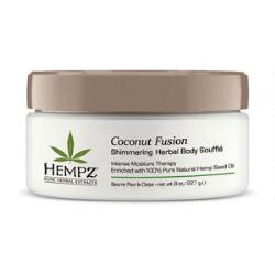 Hempz Coconut Fusion Shimmering Herbal Body Souffle