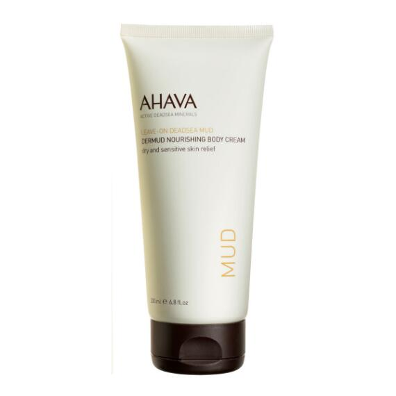 AHAVA Dermud Intensive Nourishing Body Cream
