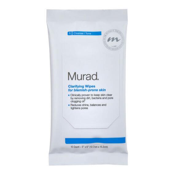 Murad Clarifying Wipes- 15 Count
