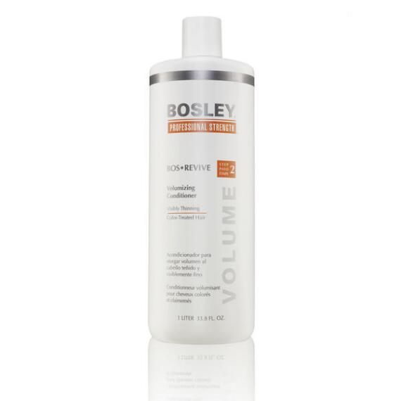 Bosley Professional Strength BosRevive Volumizing Conditioner for Color-Treated Hair
