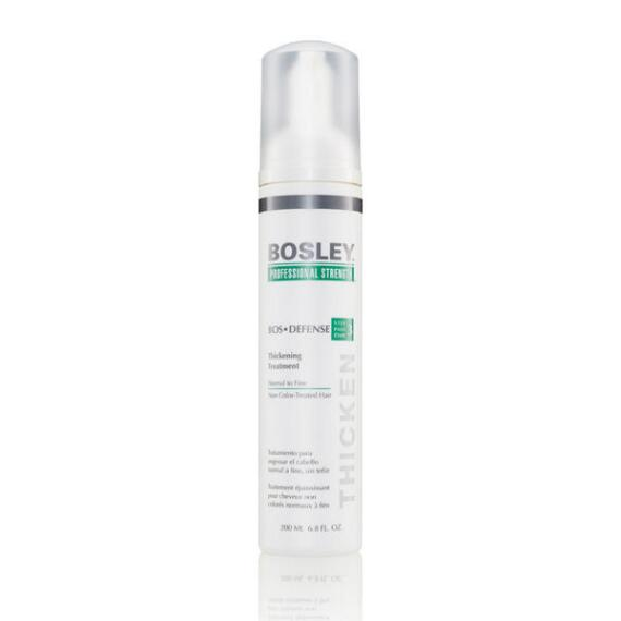 Bosley Professional Strength BosDefense Leave-In Thickening Treatment for Non Color-Treated Hair