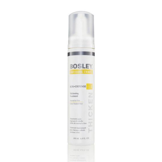 Bosley Professional Strength BosDefense Leave-In Thickening Treatment for Color-Treated Hair