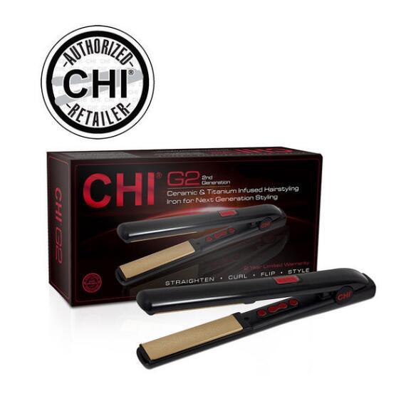CHI G2 Ceramic & Titanium Infused Iron
