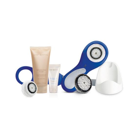 Clarisonic PLUS Sonic Skin Cleansing System- Bluemoon Value Set