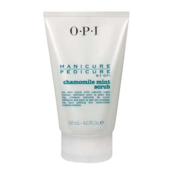 OPI Manicure/Pedicure Chamomile Mint Scrub