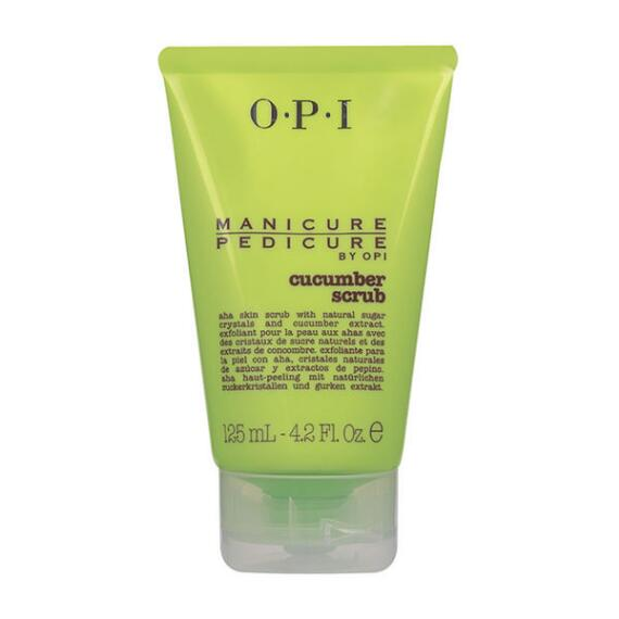 OPI Manicure/Pedicure Cucumber Scrub