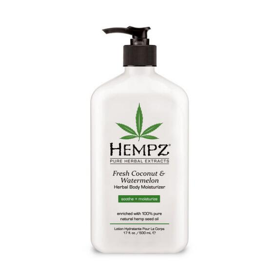 Hempz Fresh Coconut and Watermelon Herbal Moisturizer