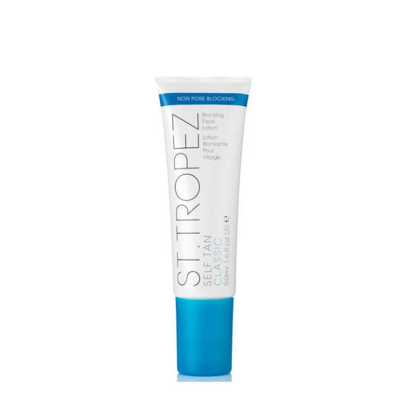 St. Tropez Self Tan Bronzing Lotion Face