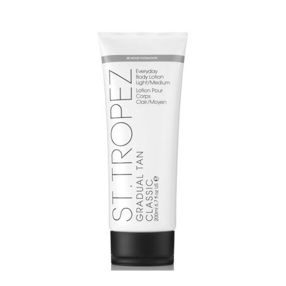 St. Tropez Gradual Tan Everyday Body Moisturiser - Light/Medium
