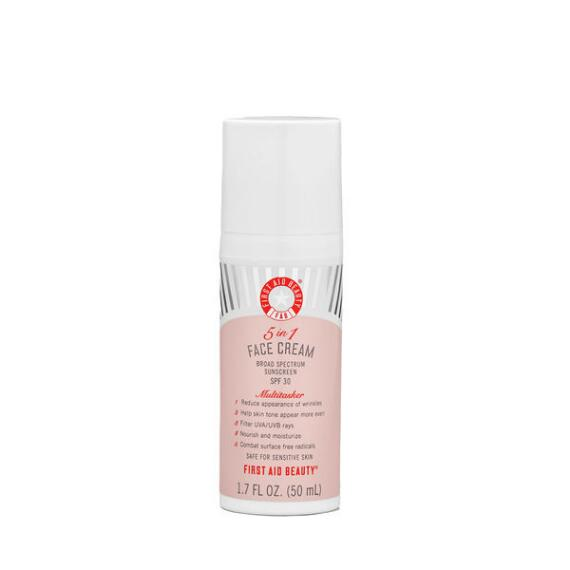 First Aid Beauty 5 in 1 Face Cream with SPF 30