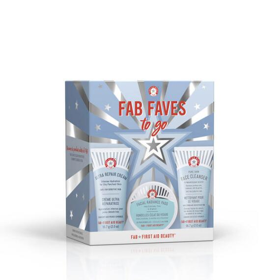 First Aid Beauty Fab Faves to Go Kit