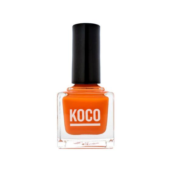 KOCO by beauty brands Nail Polish - Orange/Yellow