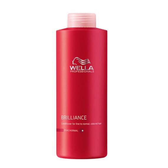 Wella Brilliance Conditioner for Fine to Normal Colored Hair