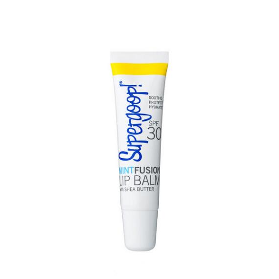 Supergoop! Mint Fusion Lip Balm SPF 30+