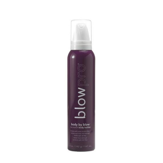 blowpro body by blow no crunch body builder mousse