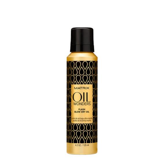 Matrix Oil Wonders Flash Blow Dry Oil
