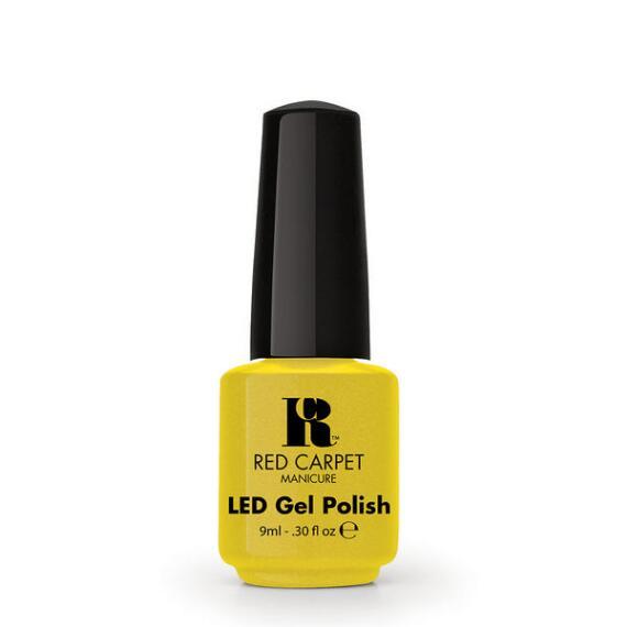 Red Carpet Manicure Gel Polish - Yellows