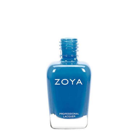 Zoya Nail Lacquer - Blues & Greens