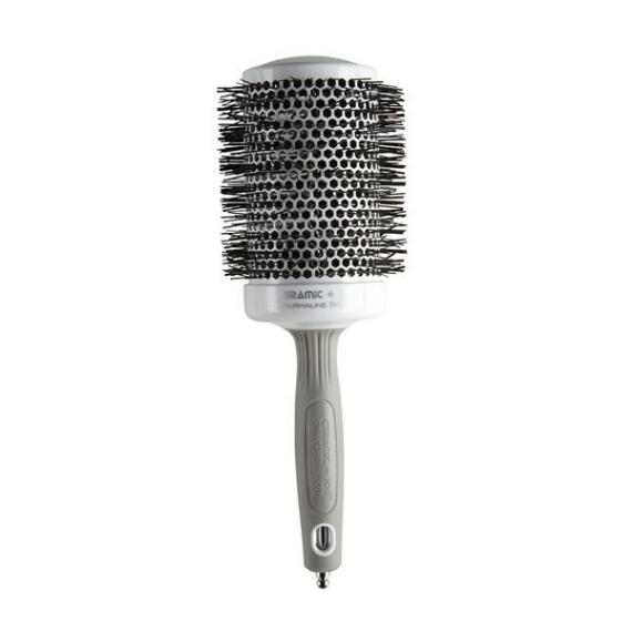 Olivia Garden Ceramic Ion Thermal Round Brush - 3 1/2