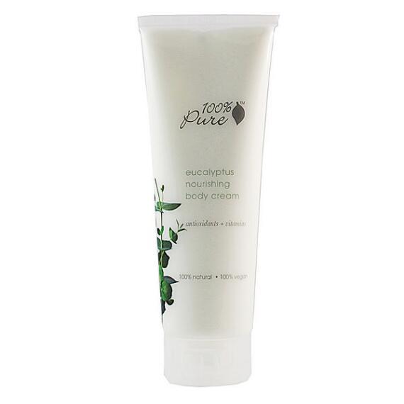 100% Pure Organic Eucalyptus Body Cream