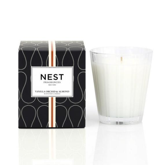 NEST Fragrances Vanilla Orchid & Almond Classic Candle