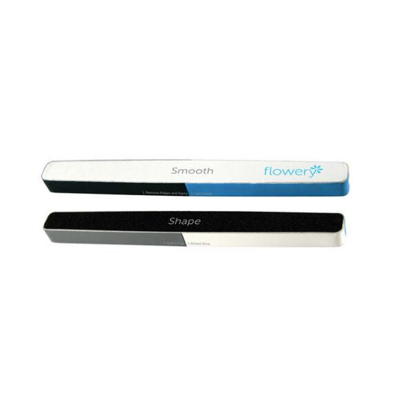 Flowery All In One Six Way Nail File