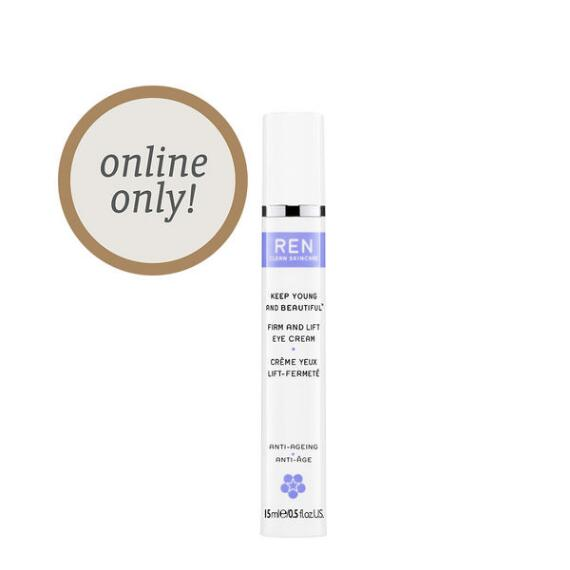 REN Clean Skincare Firm And Lift Eye Cream