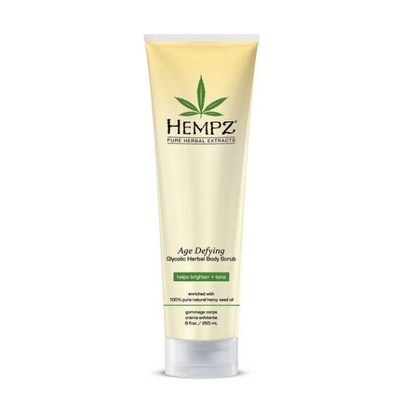 Hempz Age Defying Exfoliating Herbal Body Scrub