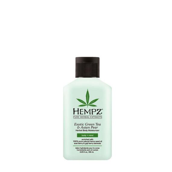 Hempz Exotic Green Tea & Asian Pear Herbal Moisturizer Travel Size