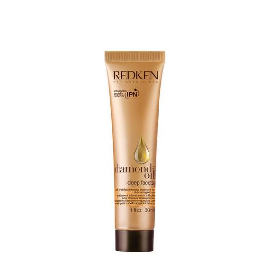 Redken Diamond Oil Deep Facets Intensive Treatment Travel Size