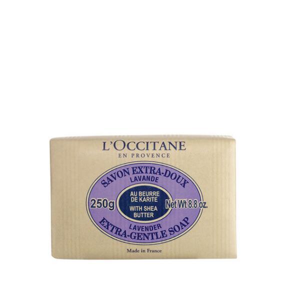L'OCCITANE Shea Butter Extra-Gentle Soap - Lavender