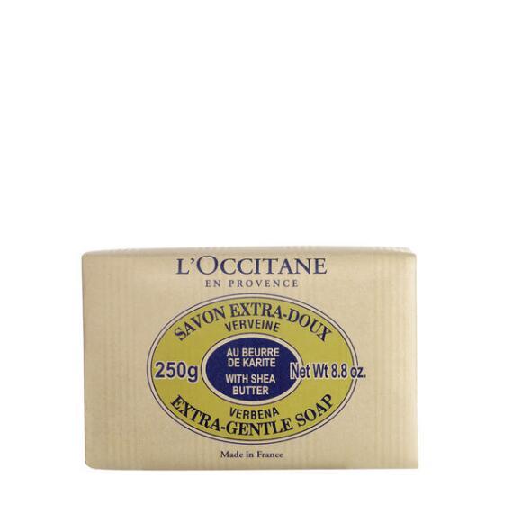 L'OCCITANE Shea Butter Extra-Gentle Soap - Verbena