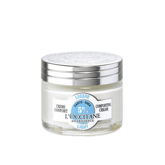 L'OCCITANE Shea Butter Light Comforting Cream