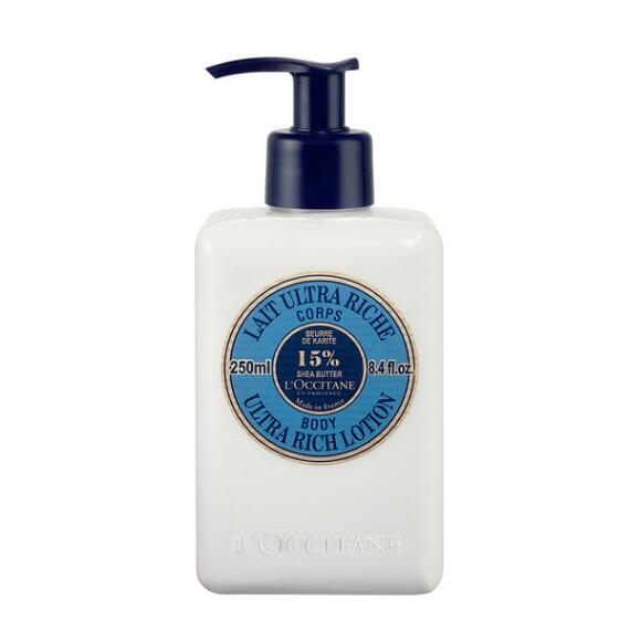 L'OCCITANE Shea Butter Ultra Rich Body Lotion